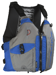 Elevate Universal PFD, French Blue/Gray - Ext …