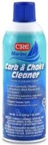 Carb & Choke Cleaner, 12oz - CRC