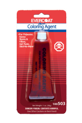 Marine Gel Coat Coloring Agent, Tropical Red, …