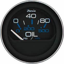 Coral Instruments Oil Pressure, 80PSI, Sender …