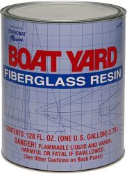Boatyard Resin, Quart - Evercoat
