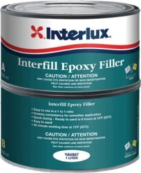 Interprotect Watertite Epoxy Boat Fiberglass  …