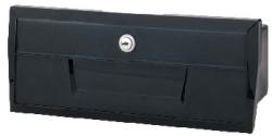 Standard Boat Glove Box, Black - Attwood
