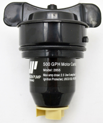 Cartridge for 500GPH Pump - Johnson Pump
