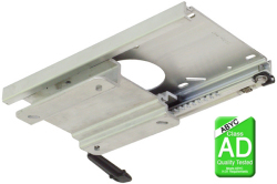 Positive Lock Boat Seat Slide with Front Oper …