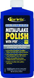 Ultimate Metalflake Polish w/PTEF, 16 oz.