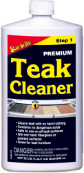 Premium Teak Cleaner, 16oz - Star Brite