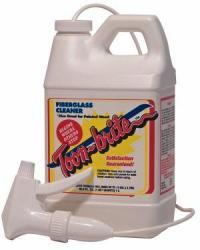 Fiberglass Boat Cleaner, 1/2 Gallon - Toon-br …