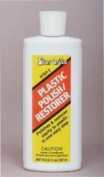 Marine Plastic Polish Restorer, 8oz - Star Br …