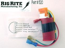 Aerator Timer Module - Rig Rite
