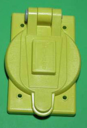 Weatherproof Outlet Receptacle Cover - Marinc …