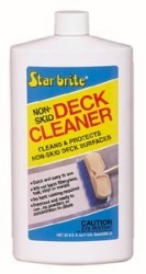 Non-Skid Marine Deck Cleaner/Protector, 32oz  …