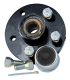 Super Lube Replacement Hub Kit Assembly, 5-Bo …