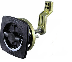 Improved Flush Latch 0932DP1BLK - Perko