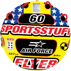 """Air Force Flyer 60"""" 1-Person Deck Boat T …"""
