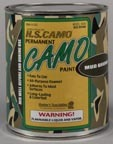 Camouflage Paint Mud Brown, Quart - Hunter&#3 …
