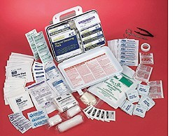 Cruiser First Aid Kit - Orion