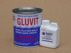 Gluvit Epoxy Waterproof Sealer, 8lb - ITW Phi …