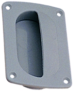 Flush Pull Grey Large SeaDog Line