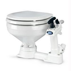 Manual Marine Toilet - ITT Jabsco