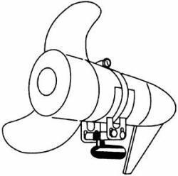 Trolling Motor Transducer Bracket - Rig Rite