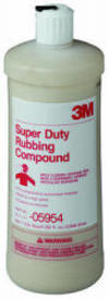 Super Duty Rubbing Compound 32oz - 3M&tra …