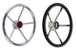 Stainless Steel Destroyer Type Steering Wheel …