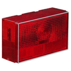 Waterproof Tail Light, Universal - Dry Launch