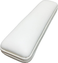Arm Rest, White, ea.