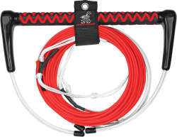 Dyneema Fusion Wakeboard Rope, Electric Red