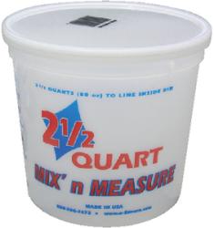MIX N MEASURE TALL 2.5 QT