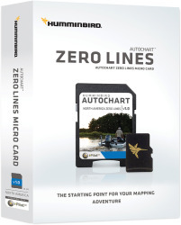 AutoChart Zero Lines Map Card