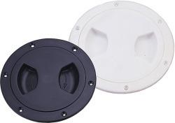 """Waterproof Deck Plate, Black, 5-3/16"""" (S …"""