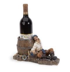 Pirate Sitting Bottle Holder - High Shine