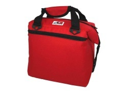 AO Coolers Canvas Series, Red 24 Pack Coolers