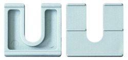 U-Shaped Pontoon Fence Riser Kit - Jif Marine