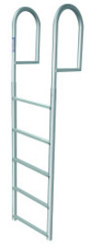 5 Step Stationary Ladder, Aluminum - Jif Mari …
