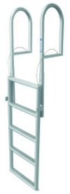 5 Step Retractable Dock Lift Ladder, Aluminum …