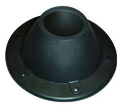Surface mount Floor Receptacle w/ 8 Holes - J …