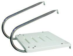 Jif Marine I/O Transom Platform, No Ladder, 2 …