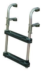 "Transom Ladder, 2-Step, 15"" - Jif Marine …"