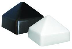"""Conehead Piling Cap, Square, 3.5"""" x 3.5& …"""