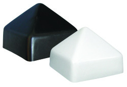 """Conehead Piling Cap, Square, 5.5"""" x 5.5& …"""