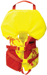 Deluxe Infant Life Vest Type II, Up to 50 Lbs …