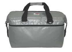 AO Coolers Vinyl Series, Silver 36 Pack Coole …