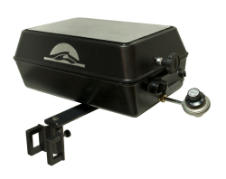 Springfield, Barbeque Grill with Rail Mount,  …