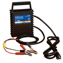 Portable Marine Battery Charger 10A/12V, 1 Ba …
