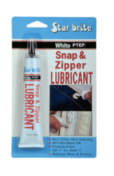 Snap & Zipper Lubricant, 2oz - Star Brite