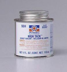 High Tack Adhesive Sealants, 4 Oz, Brush Top  …