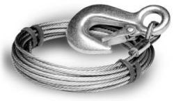 Winch Cable, 4200# - Tie Down Engineering